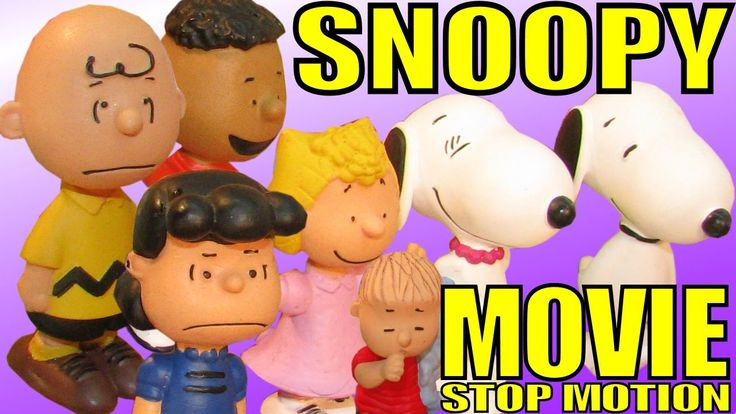 Snoopy Film Character Peanuts Trailer Charlie Brown Toys movie Peanuts f...