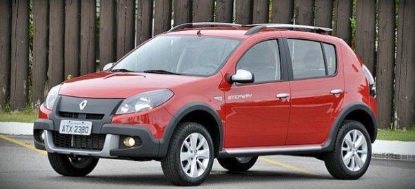 Renault SANDERO STEPWAY Hi-Flex 1.6 16V 5p 2012 Gasolina São Gonçalo RJ | Roubados Brasil