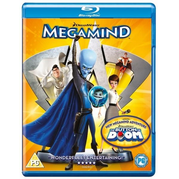 http://ift.tt/2dNUwca | Megamind Blu-ray | #Movies #film #trailers #blu-ray #dvd #tv #Comedy #Action #Adventure #Classics online movies watch movies  tv shows Science Fiction Kids & Family Mystery Thrillers #Romance film review movie reviews movies reviews