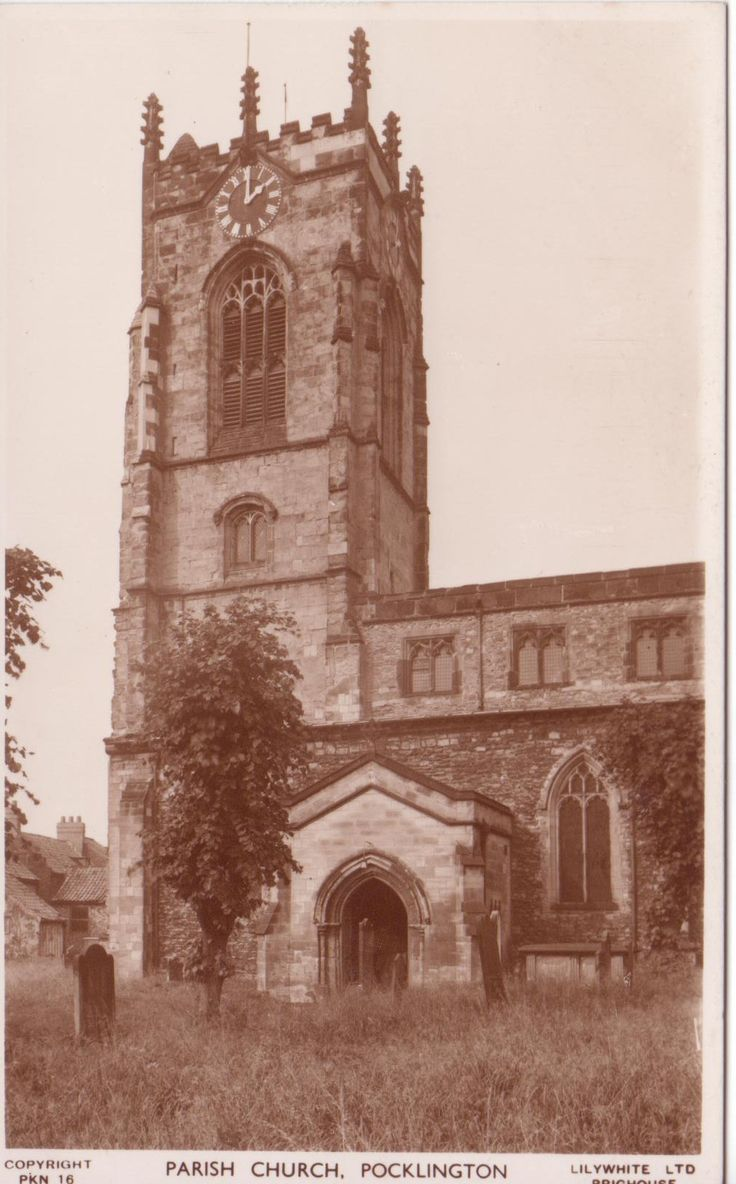 Pocklington Parish Church 2