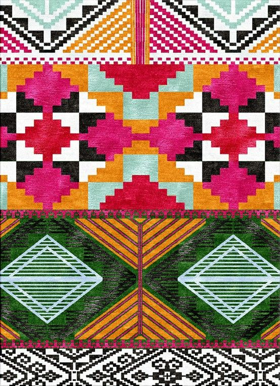 tribal geometric