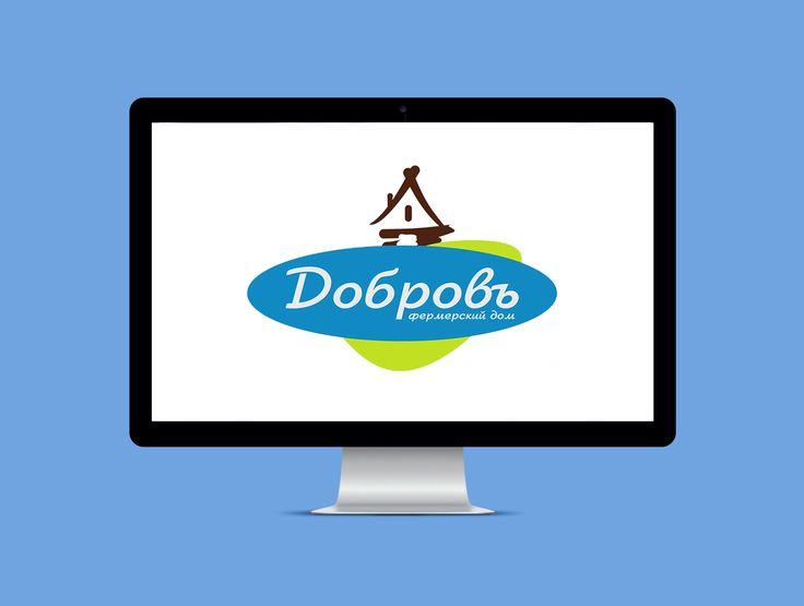 """Логотип для торговой марки """"Фермерский Дом """"Добровъ"""""""