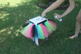Ok guys here it is, my next tutorial! Its a glow in the dark tutu! Again I'm new to the tutorials so if anything is confusing please let me ...