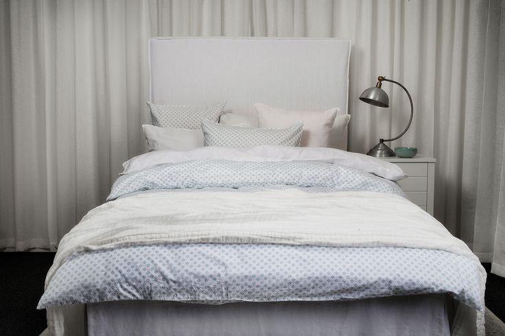 HIMLA Fresh Laundry By Ylva. #Himla_ab #Himla #Freshlaundry #Sweden #Bed #Ylvadesign