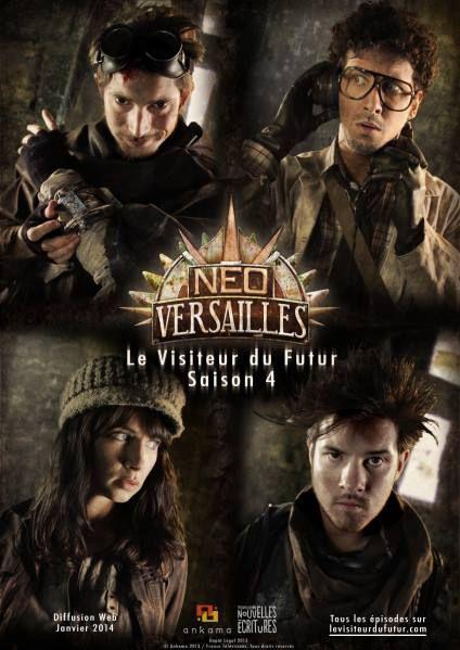 Le visiteur du futur - saison 4 - Néo-Versailles