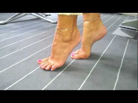 high heel training at work without shoes - http://www.shoesgreat