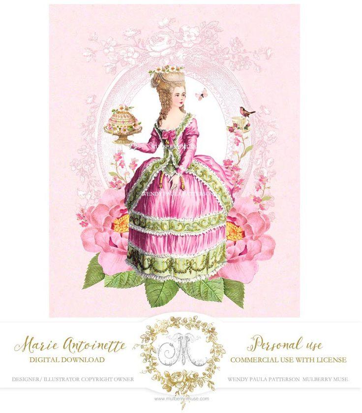 Marie Antoinette goes digital