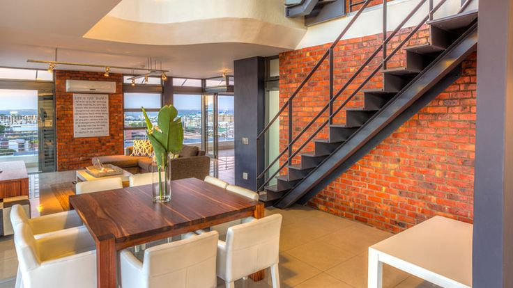 #KDVilla46 3-Bedroom Penthouse, De Waterkant, Cape Town.