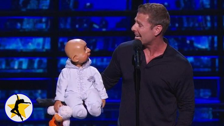 ► Paul Zerdin ventriloquist   The winner of America's Got Talent 2015 Se...