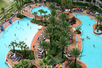The Butlers: Panama City Beach  Oceans of Panama -high rise condo, pool, beach & indoor pool