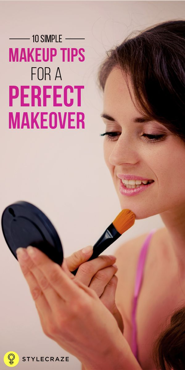 Get the best Makeover with these 10 Self makeup tips which you can follow for best results.
