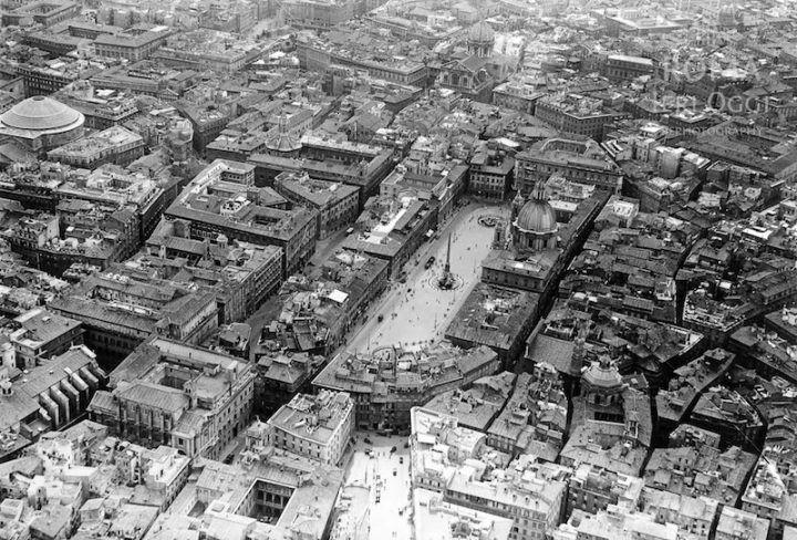 Piazza Navona (1930 ca)