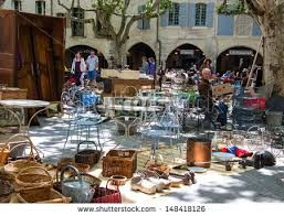Bilderesultat for MARKET uzes france