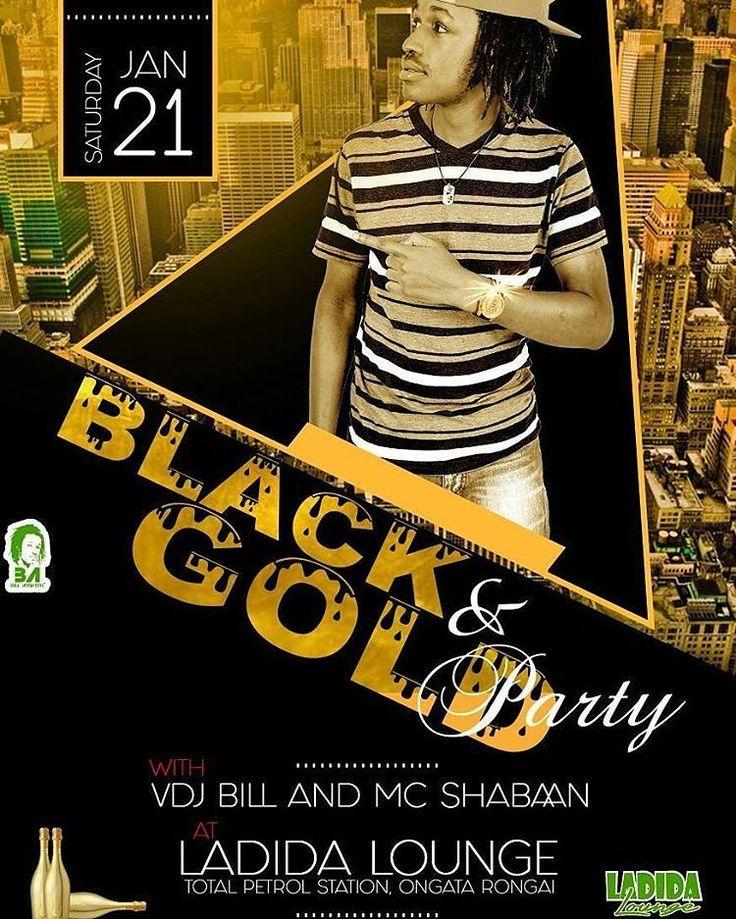 @ladida_lounge254 @rongaikenya #at254 #nairobi #entertainment #black&gold #saturday #capricorn #hangout #live #guys #babes #ladies #diva #divas #djs #smile #kenya #special #tag2post #cocktails #iceberg #bar #grill #ciroc #hennessy #happybirthday