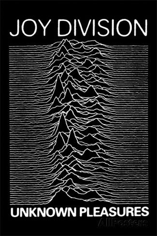 Joy Division - Unknown Pleasures Pôsters na AllPosters.com.br
