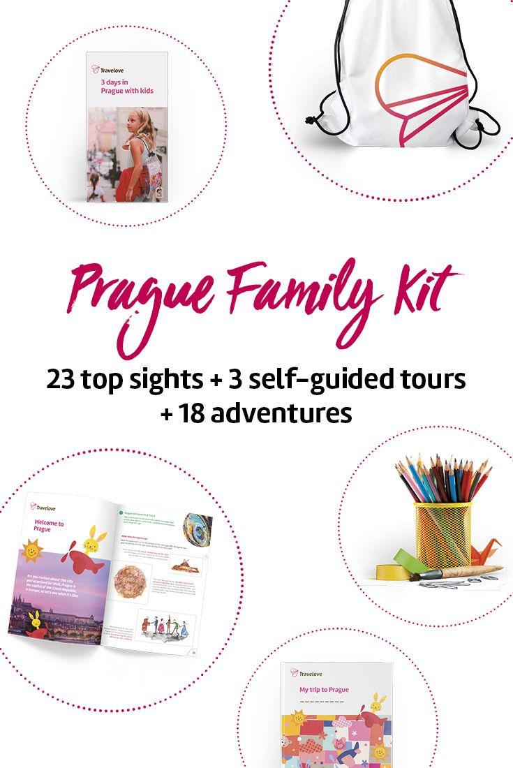 Prague Family I Prague Kids I Prague Kit for Families I Prague tours