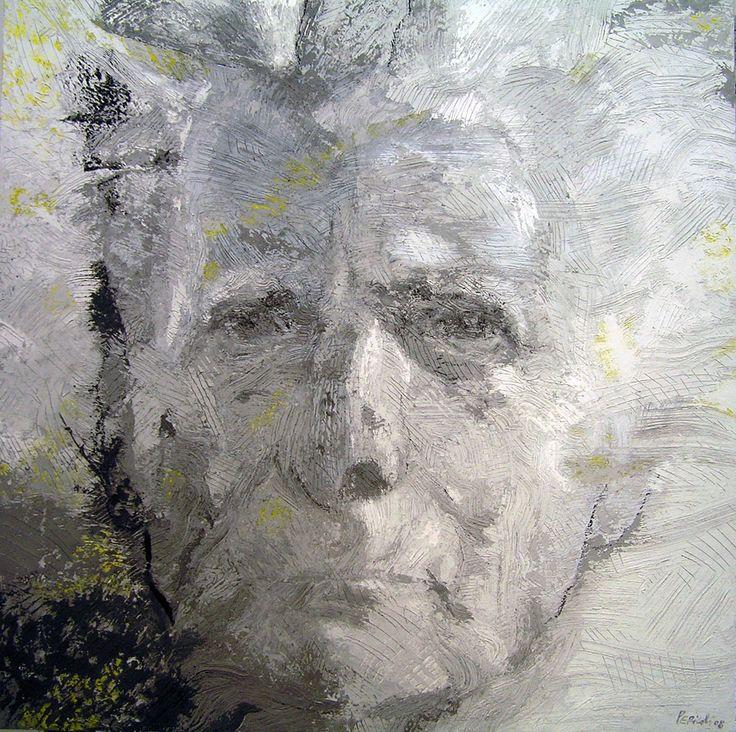 Carlo Caracciolo, (olio su tela), 2008 / Tullio Pericoli