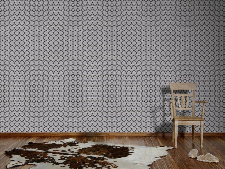 Raffi Tapete 940191; simuliert auf der Wand