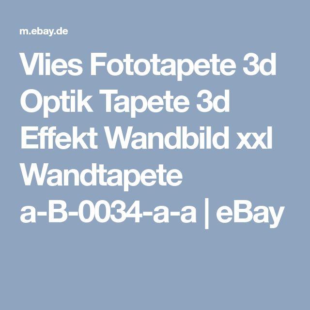 Die besten 25+ Fototapete 3d Ideen auf Pinterest 3d wandbilder - amazon wandbilder wohnzimmer