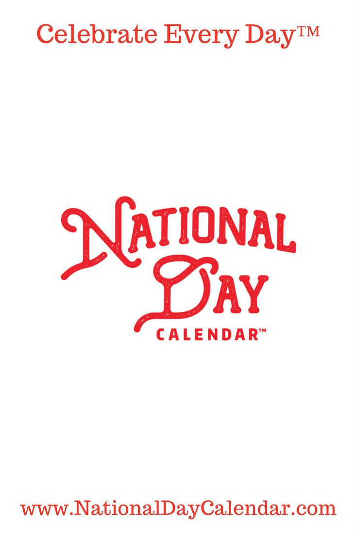 Check out the complete list of August's National Days making it easy to #CelebrateEveryDay via @nationaldaycal