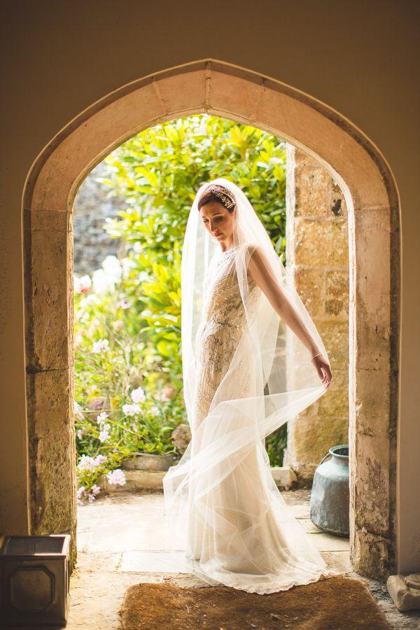 Jenny Packham Esme Bride Dress English Country Garden Downton Abbey Wedding http://www.s6photography.co.uk/