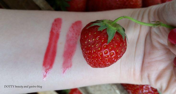 Catrice Made to Stay smoothing lip polish 030 Strawberry's Secret ajakszínező Eper az ajkakon is…