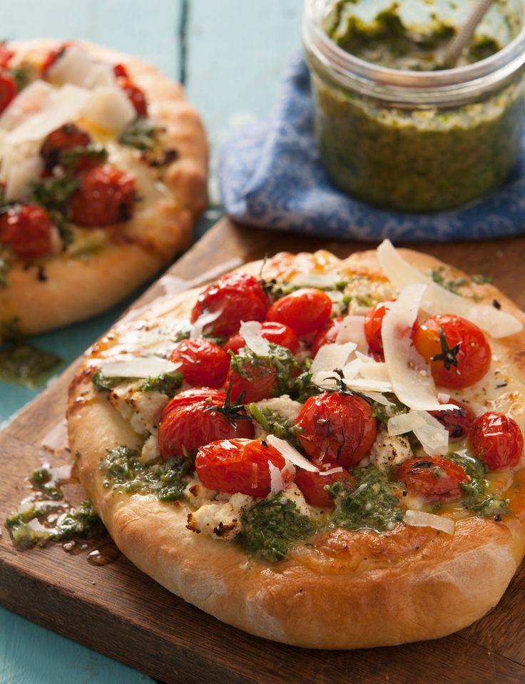 Italian Bread Tartlets by Jenny Morris, Food Network - Le Creuset
