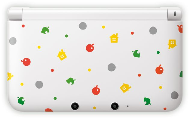 Nintendo 3DS XL Animal Crossing Edition ¥22800.... Damn you Japan.