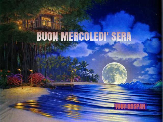 Buon Mercoledì Sera In Poesia Il Sogno T Astrid Arte A