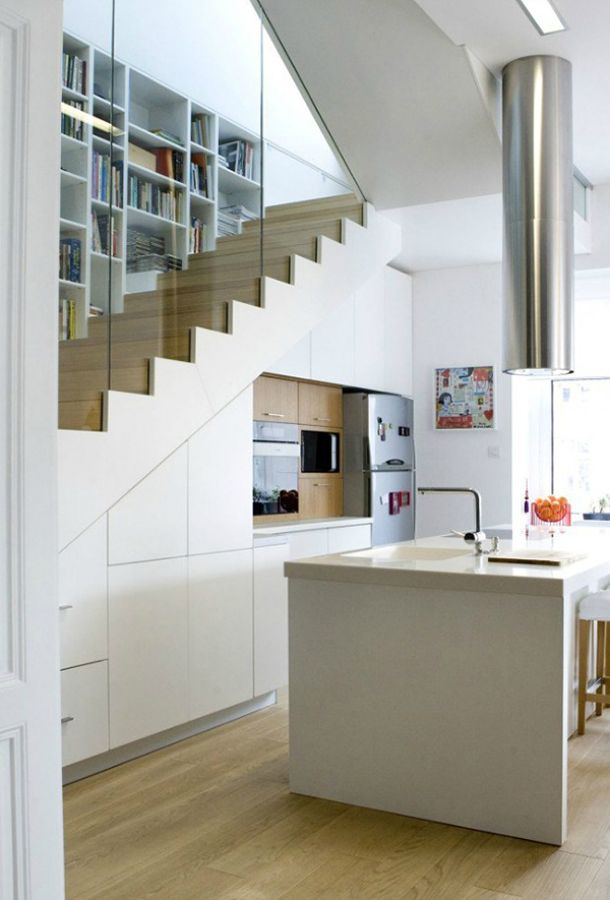 Ideas para decorar tu hogar en habitissimo escaleras con for Decora tu mansion