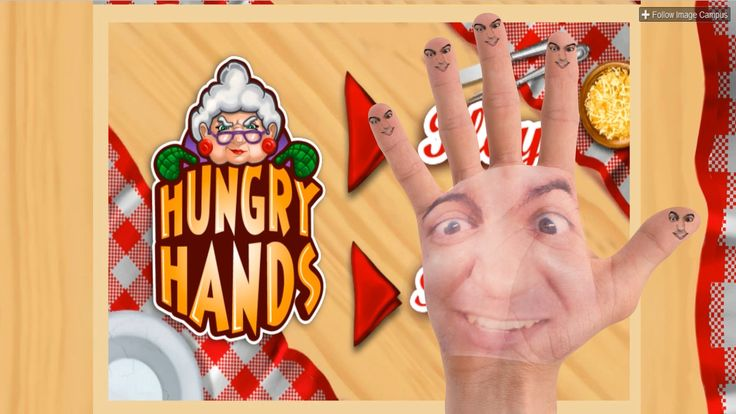 Hungry Hands   Keep Your Hands to Yourself! Surprisingly Funny