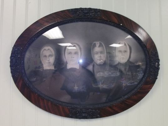 Convex Glass Picture frames
