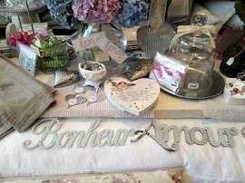 Doodles -  wooden words & Heart Tags