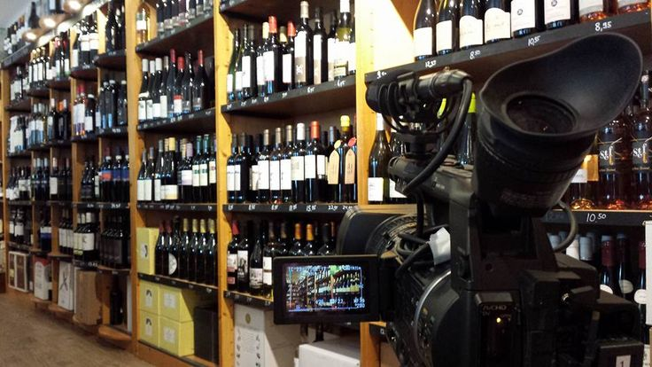 November 19th, 2015. Shooting testfootage for a short documentary about Kwestie van Smaak, a wine and whiskey shop in Utrecht.