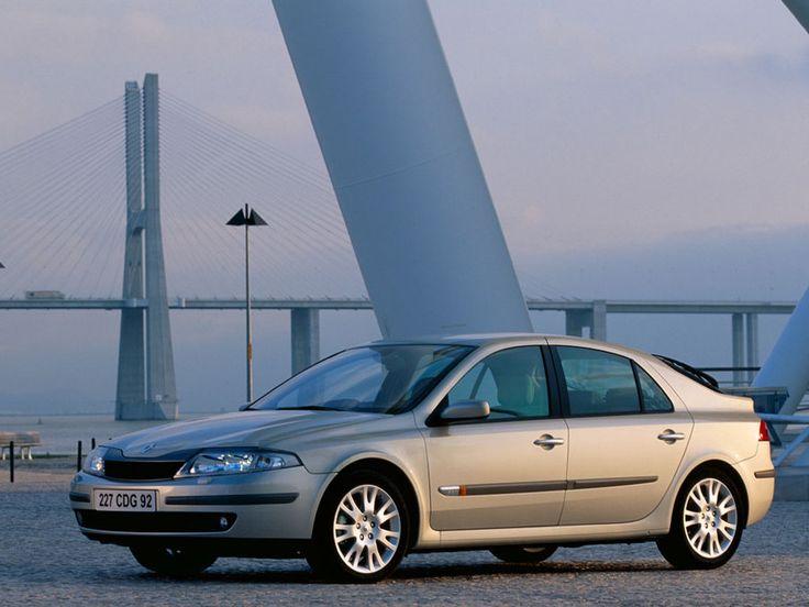 Renault Laguna 2 (2001-2007)
