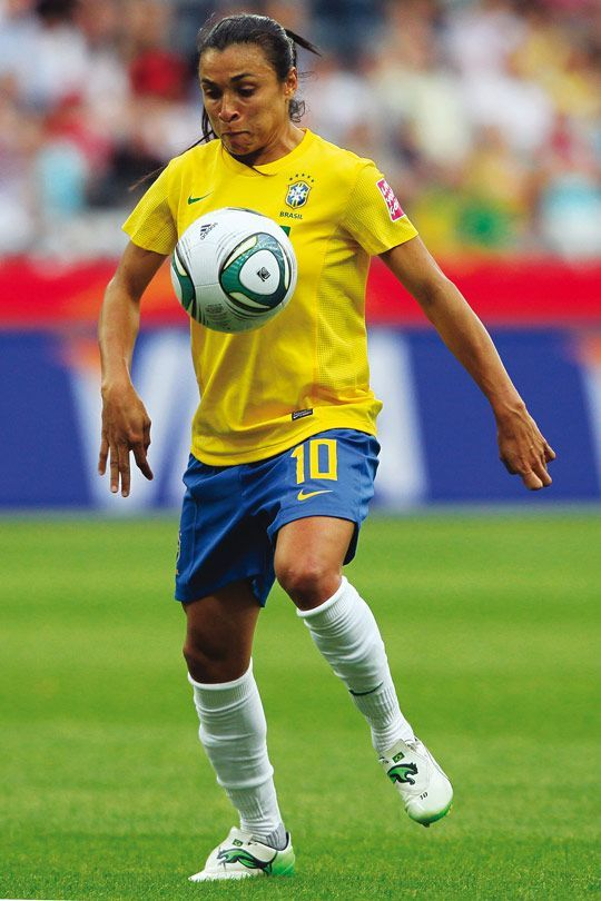 Marta Vieira da Silva - Brazil National Team