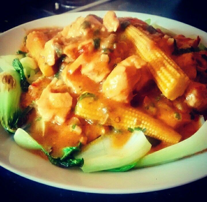 Homemade Thai curry!