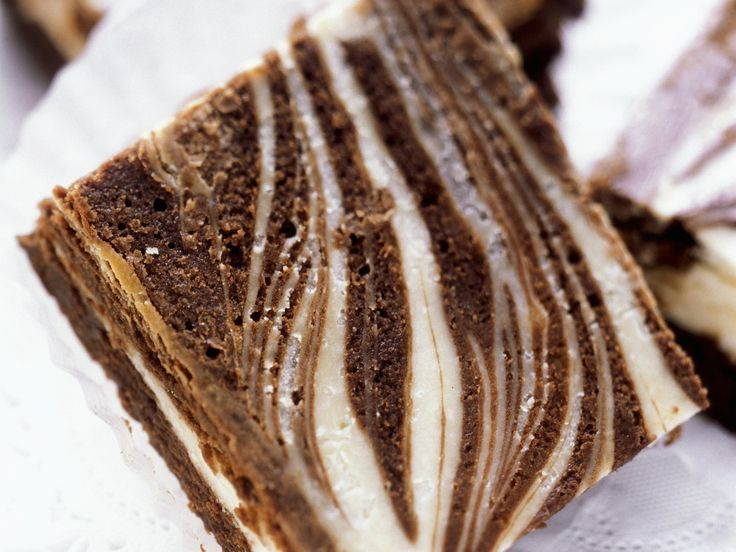 Brownie-Käsekuchen - smarter - Zeit: 45 Min.   eatsmarter.de