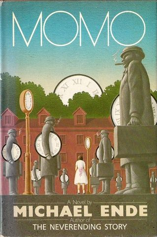Momo by Michael Ende,this book is not only a great children's book, but one for adults as well. The story is one that we all could learn from especially in today's disconnected/connected society.