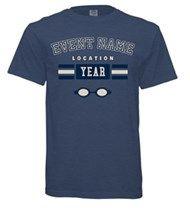 Custom Swim Team Tee Shirts