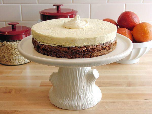 Морковный пирог Чизкейк торт 14