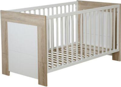 Die besten 25 bett eiche ideen auf pinterest bett holz - Kinderbett unter dachschrage ...