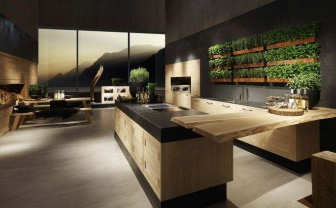 Idée relooking cuisine  Idée relooking cuisine  Ces modèles de cuisines design allemandes par Rational