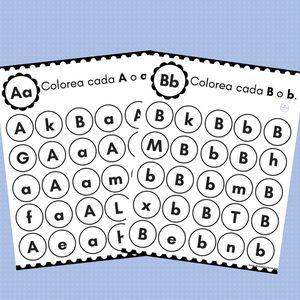 Mis niños están aprendiendo a escribir letras. Sin embargo, observéque necesitancontrolar un poco más sus trazos. Por eso, les preparé estematerial para que practicarandiferentes tipos de trazos, y así pudieranfortalecer sus destrezas motoras finas y mejorar su escritura.  Las hojas que preparé incluyen diferentes tipos de líneas:zigzag, onduladas y curvas. Como quería que el …