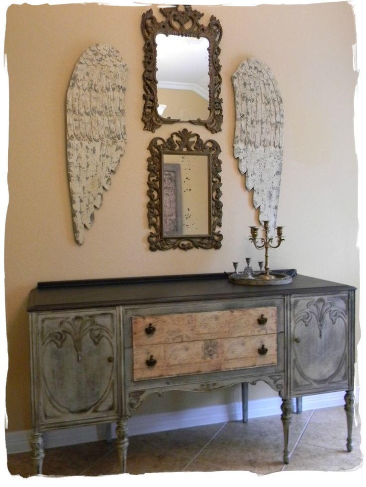 How To Paint Furniture, Custom Distressed, Paint Laminate, Ralph Lauren  Glaze, |