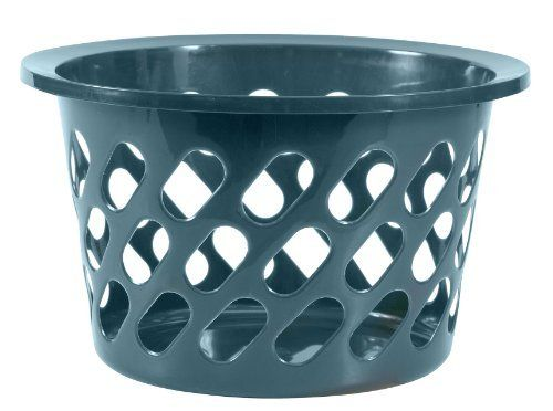 Easy Pack Multipurpose Round Plastic Basket by Easy Pack. $26.83. Easy to carry. Dishwasher-sasfe. Made of durable materials. Plastic basket can be used for storage, trash or cleaning. Can be used in refrigerator or in your cabinets.