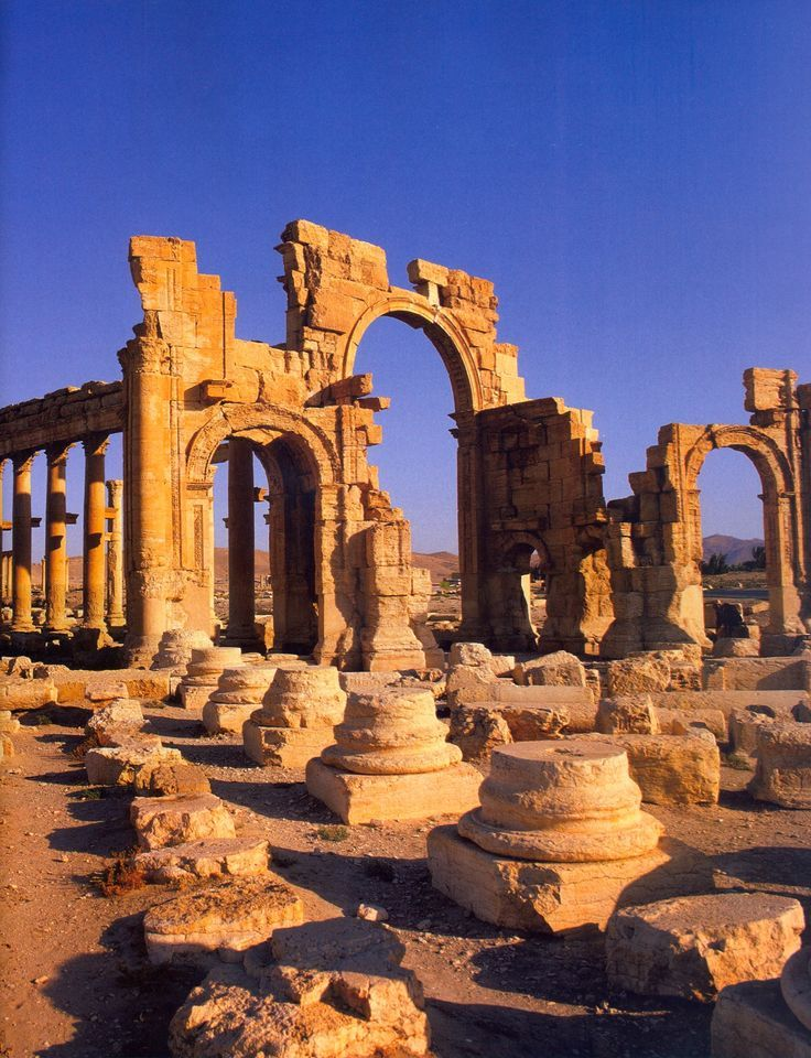 Palmyra, Roman Syria