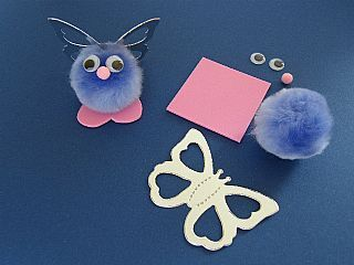 Fairy Crafty Bug Kit - Makes 100 Themed Crafts for Kids, Fairy Crafts,  childrens crafts, kids craft supplies, children's craft kits