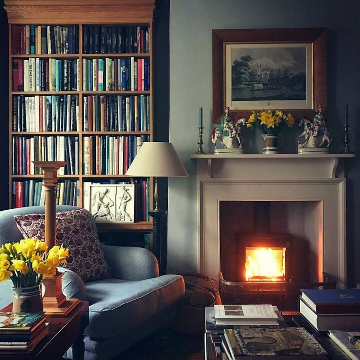 36 Fabulous Home Libraries Showcasing Window Seats: 167 Best Images About Fireplace On Pinterest