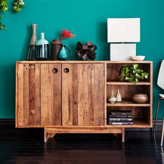 Emmerson™ Reclaimed Wood Buffet   west elm